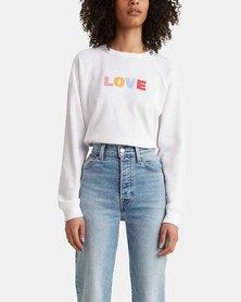 Levi's® Women's Graphic Everyday Crewneck Sweatshirt