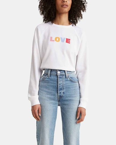 Levi's® Women's Graphic Everyday Crewneck Sweatshirt