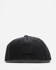 Levi's® Men's Flat Brim Hat - 2 Horse Logo Patch