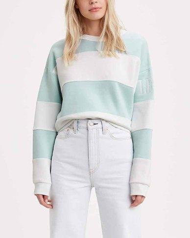 Colorblock Diana Crewneck Sweatshirt