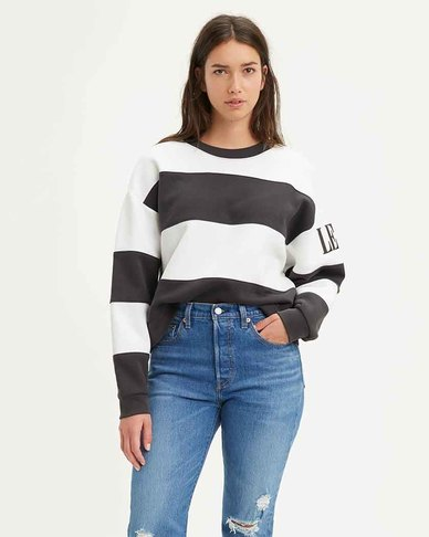 Colorblock Diana Crewneck Sweatshirt