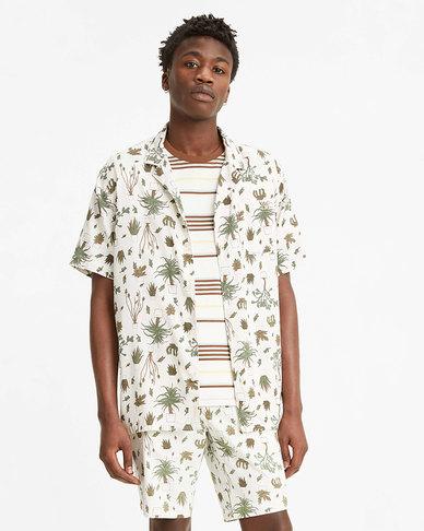 Levi's® Men's Cubano Shirt — Guayabera
