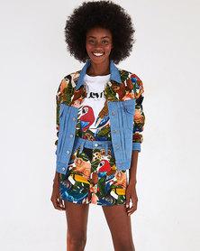 Levi's® x FARM Rio Women's Heritage Trucker Jacket