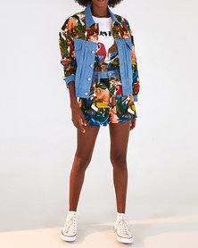 Levi's® x FARM Rio Women's Ribcage Shorts