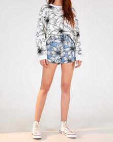 Levi's® x FARM Rio Ribcage Shorts