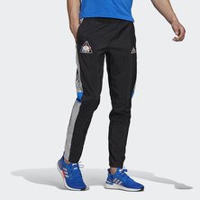 OWN THE RUN SPACE RACE TRACK PANTS