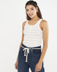 Levi's® Women's Summer Rib Tank Top