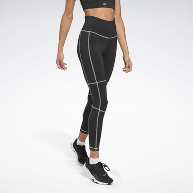 Workout Ready High-Rise Detail Leggings