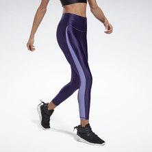 Shiny High-Rise Leggings