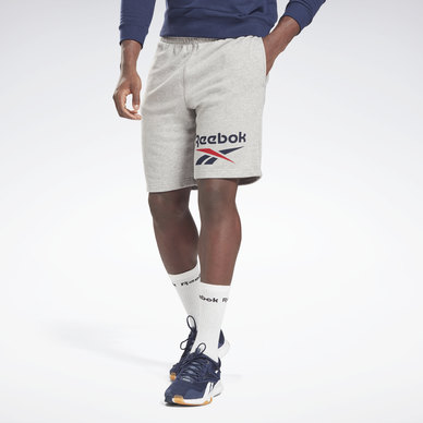 Identity big Logo Shorts