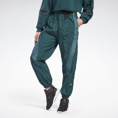 Shiny Woven Pants