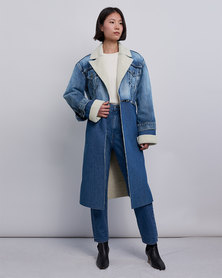 Levi's® Women's Made & Crafted® Arctic Overcoat