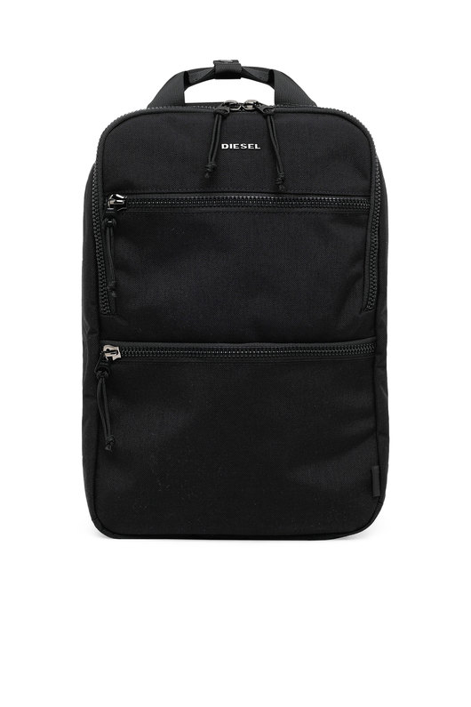 Rectangular Backpack In Cordura Fabric