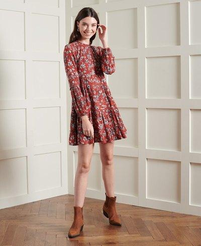 Richelle Long Sleeve Dress