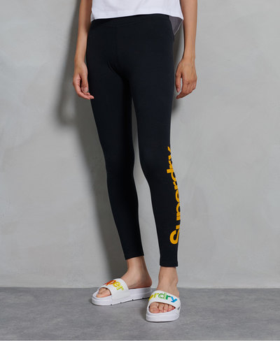 Core Logo Graphic Leggings