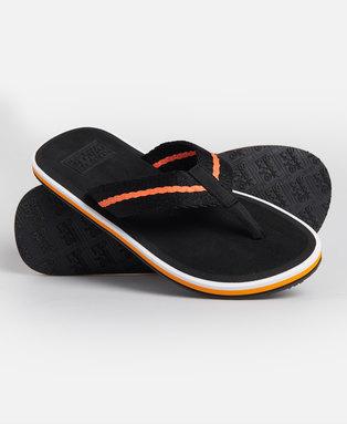 Tri Colour Flip Flops