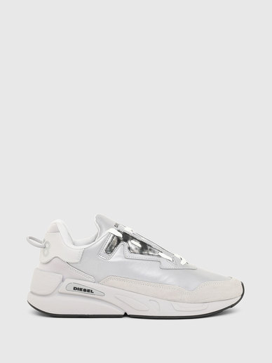 Sneakers in reflective nylon