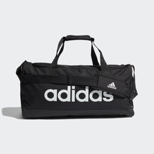 ESSENTIALS LOGO DUFFEL BAG MEDIUM