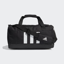 ESSENTIALS 3-STRIPES DUFFEL BAG SMALL