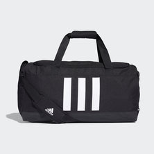 ESSENTIALS 3-STRIPES DUFFEL BAG MEDIUM