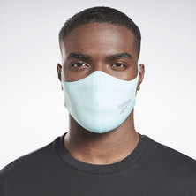 FACE COVER LARGE (METAL) - NOT FOR MEDICAL USE