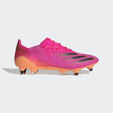 X GHOSTED.1 SOFT GROUND BOOTS