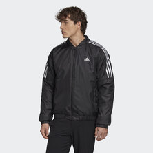 ESSENTIALS INSULATED BOMBER JACKET
