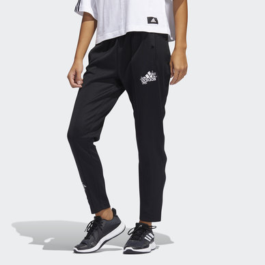 GRAPHIC SNAP PANTS