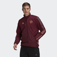 MANCHESTER UNITED TRAVEL FLEECE TOP