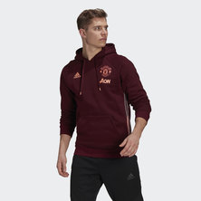 MANCHESTER UNITED TRAVEL HOODIE