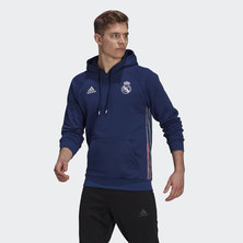 REAL MADRID TRAVEL HOODIE