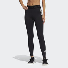 TECHFIT 3-STRIPES LONG TIGHTS