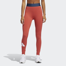 TECHFIT LIFE MID-RISE BADGE OF SPORT LONG TIGHTS