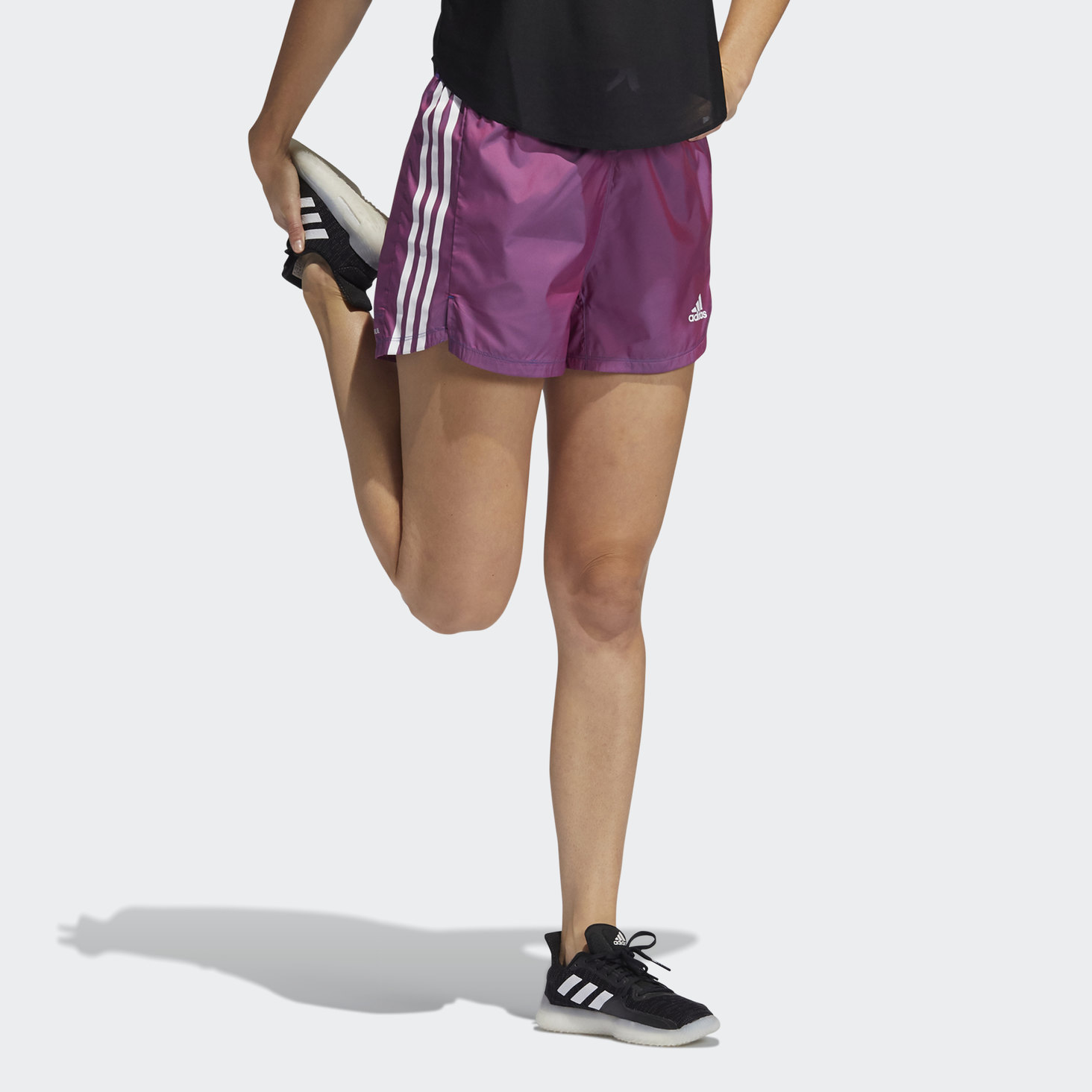 ELEVATED WOVEN PRIMEBLUE PACER SHORTS