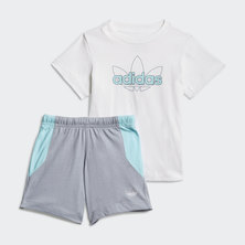 SPRT COLLECTION SHORTS GRAPHIC TEE SET