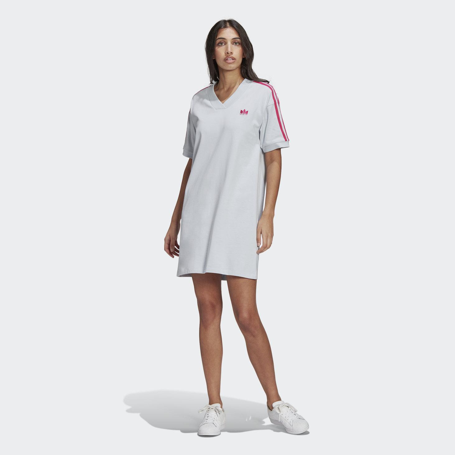 ADICOLOR 3D TREFOIL TEE DRESS