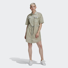 R.Y.V. SHIRT DRESS