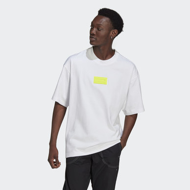 R.Y.V. OVERSIZE SILICONE BADGE TEE