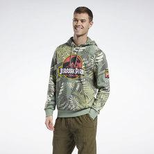 Jurassic Park Camo Sweatshirt