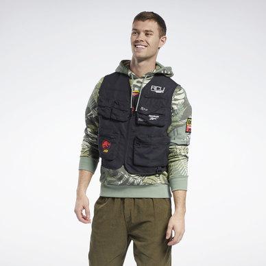 Jurassic Park Utility Vest