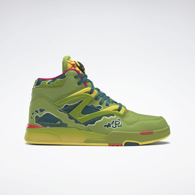 Jurassic Park Pump Omni Zone II Shoes
