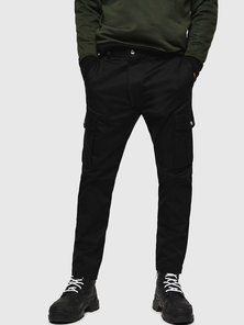 Chino Pants with Cargo Pockets