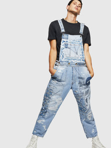 Cotton Denim Dungaree