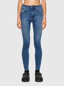 Super Skinny - Slandy High Jeans