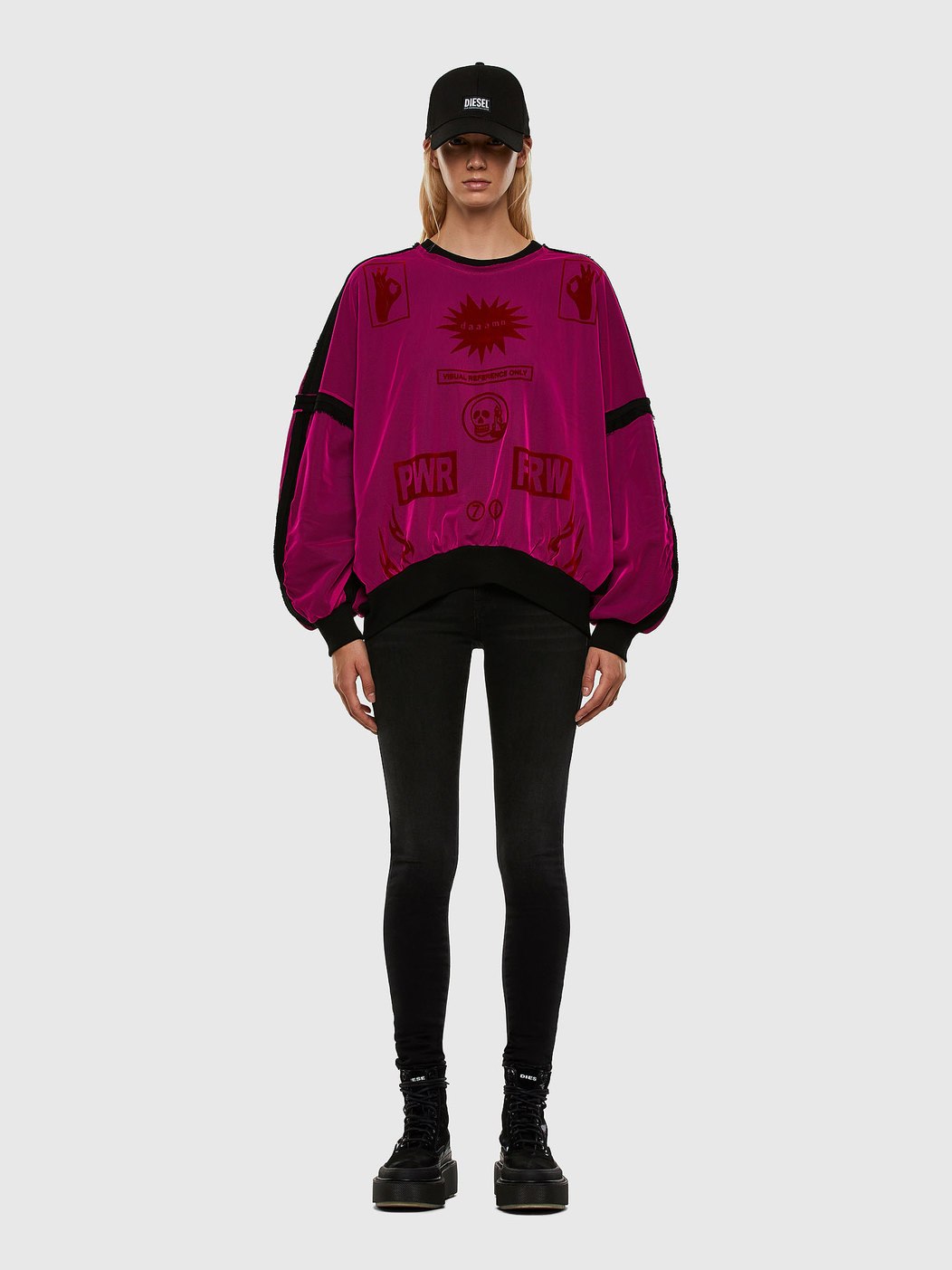 Cotton Jersey Sweatshirt