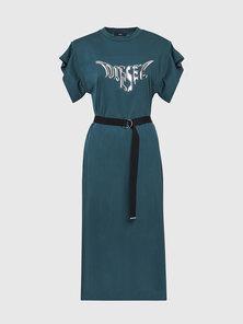 Soft Cotton Jersey Dress