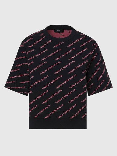 Boxy Knitwear Top