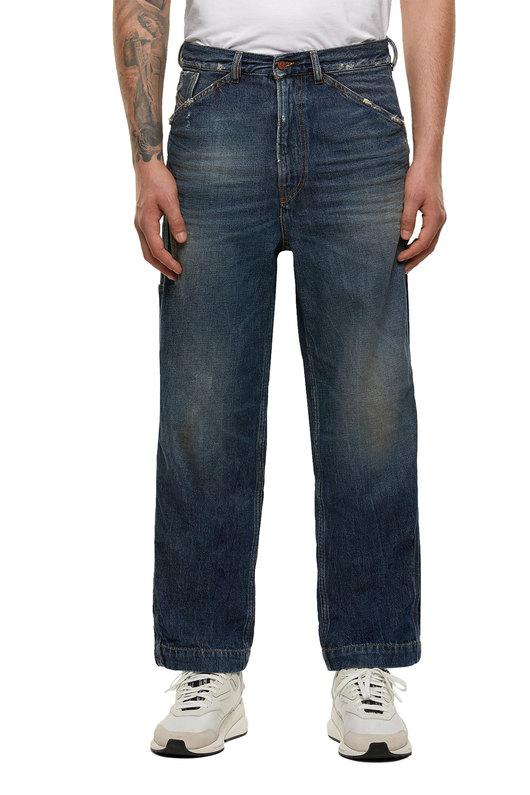 Carrot - D-Franky Jeans