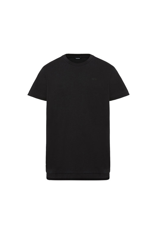 T-Shirt With Double Hem