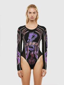 Body With Digital Prints